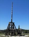 Image for Largest - Trebuchet in France - Les Baux-de-Provence