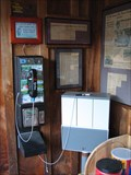 Image for Payphone at Uncle Johnny's Hostel - Erwin, TN