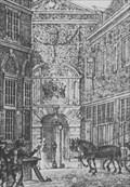 Image for De poort aan de kalverstraat - Amsterdam - Netherlands