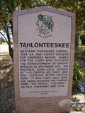 Image for Tahlonteeskee - Oklahoma