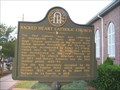 Image for Sacred Heart Catholic Church - Baldwin County - GHM 005-26