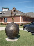 Image for Wings of Hope Earth Globe - Stillwater, OK