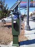 Image for Library Parkinbg Lot Solar Powered Parking Meter - Redwood City, CA