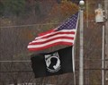 Image for Haileyville Post Office POW/MIA Flag --  Haileyville OK