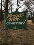 Image for Mount Olive Cemetery