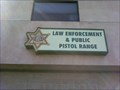 Image for Orange County Sheriff's Department Law Enforcement and Public Pistol Range  -  Orange, CA