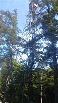 Image for Fire Lookout Tower in O'Bannon State Park - Harrison Co., IN