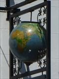 Image for The Globe pub sign - Kendal, Cumbria, England, UK.