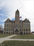 Image for Osborne Co. Courthouse -- Osborne KS