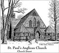Image for St. Paul's Anglican Church by Sterling Stratton  - Charlottetown, PEI