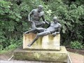 Image for Compassion statue - Queen Elizabeth Hospital, Edgbaston, Birmingham, U.K.