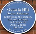 Image for Octavia Hill - Red Cross Way, London, UK
