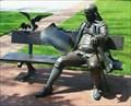 Image for Ben Franklin Statue/bench - Smithfield, Va