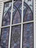 Image for Sugarland Chapel - Stained Glass Window - Gatlinburg, Tennessee, USA.