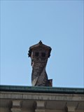 Image for Curious chimney, Via Cappuccio - Milan, Italy
