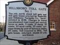 Image for Hillsboro Toll Gate No.1