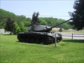 Image for M-41 Walker Bulldog Tank - Bluefield City Park, Bluefield, Virginia