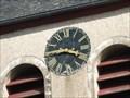 "Image for Clock at ""St. Stephanus"" Church - Leimersdorf - RLP, Germany"