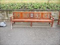 Image for Soroptimist Bench - Edinburgh, Scotland