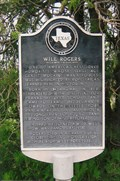 Image for Will Rogers - Higgins, TX