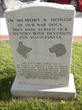 Image for Sedalia War Dog Memorial - Sedalia, Mo.