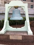 Image for USS Enterprise Ship's Bell - Annapolis, MD