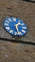 Image for Church Clock - St Mary - Welford, Northamptonshire
