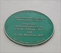 Image for Green Plaque - Theatre Royal - Nottingham, Nottinghamshire