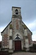 Image for Le Clocher de l'Église Saint-Martin - Boismont, France
