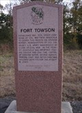 Image for Fort Towson - Fort Towson, Oklahoma