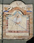 Image for Zarbula Sundial 1871: Pierre Feu, Briançon, France