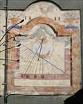 Image for Zarbula Sundial 1871: Pierre Feu, Briançon, France