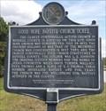 Image for Good Hope Baptist Church - Uchee, Alabama