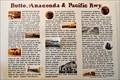 Image for Butte, Anaconda & Pacific Rwy - Anaconda, MT
