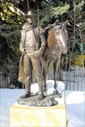 Image for Cowboy and Horse - Breckenridge, CO