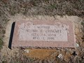 Image for 100 - Neomi R. Ohmart - Choctaw Cemetery - Choctaw, OK