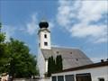 Image for Katholische Pfarrkirche Mariae Himmelfahrt - Grassau, Bavaria, Germany