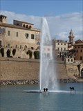 Image for Parc de la Mar Fountain - Palma de Mallorca, Spain