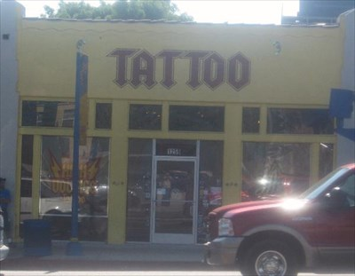 High Voltage Tattoo - West Hollywood , CA - Tattoo Shops/Parlors on Waymarking.com