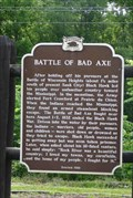 Image for Battle of Bad Axe - Wisconsin