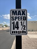 Image for 14 1/2 MPH - Gold Canyon, Arizona