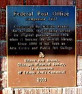Image for Post Office - 1937 - Salmon Arm, BC