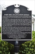 Image for Fort Hill Plantation Office - Clemson, SC