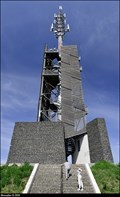 Image for Lookout tower at the LOWEST altitude in Czechia - Rozhledna Romanka / Romanka lookout tower - Hrubý Jeseník (Central Bohemia)