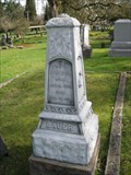 Image for Jacob Bauer - Pioneer Cemetery - Salem, Oregon