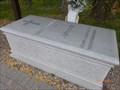 Image for La tombe de Kateri-Kahnawake-Québec,Canada