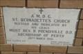 Image for 1961 - St Bernadette's ,Glendalough, Western Australia