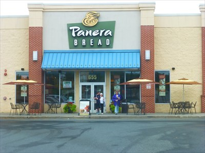 Panera Bread Pittsfield Ma Panera Bread Restaurants On
