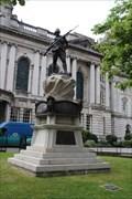 Image for Belfast Boer War Memorial - City Hall, Belfast, UK
