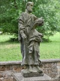 Image for The statue Saint Paul - Srbska Kamenice, Czech Republic